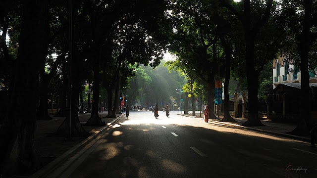 Fall in love with Hanoi in Autumn - The most romantic time