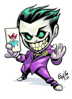 Gambar profil wa animasi joker keren