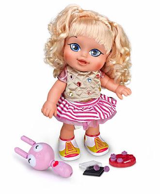 LAS JAGGETS - Muñeca Mini Model con trenzador y tatuador   Famosa 2017   #atrévete   COMPRAR JUGUETE - TOYS - JOGUINES accesorios contenido