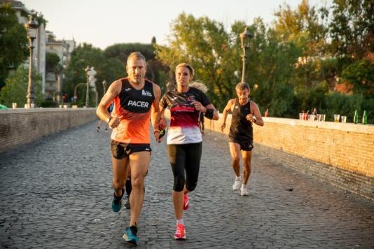 Annalisa Minetti sarà in gara nella staffetta Acea Run4Rome