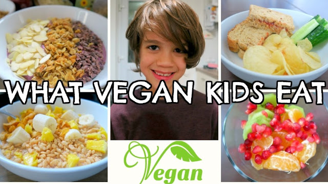 Should kids Eat Vegan
