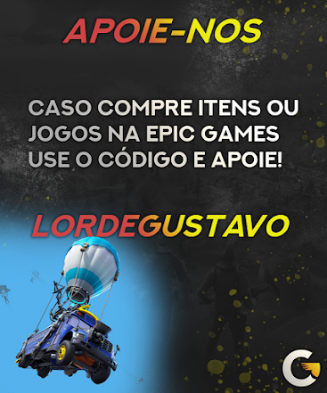 Apoie na Epic Games