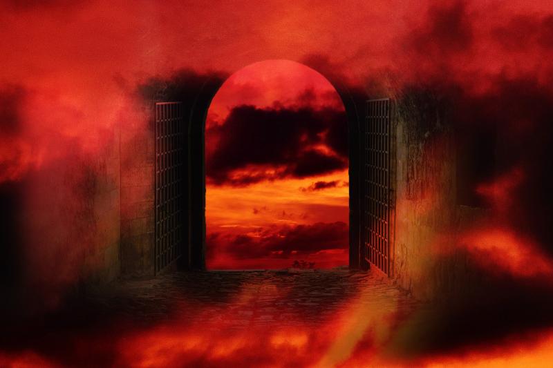 Contemplando o Inferno
