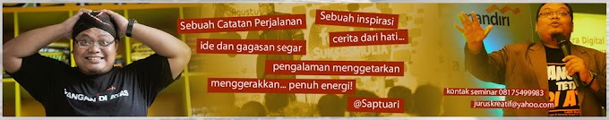 Sekilas Biografi Saptuari Sugiharto