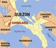 Fake tsunami warning in Candelaria, Quezon