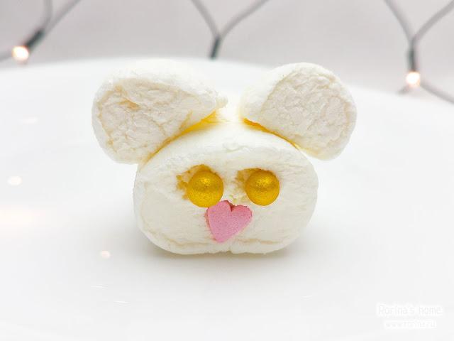 Мышки из маршмеллоу