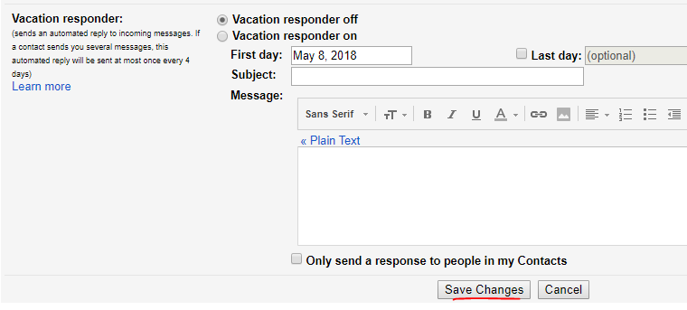 how to recall an email in gmail after 2 days