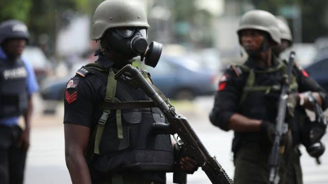 Nigerian Police rescue American trapped in Lagos hotel for one year