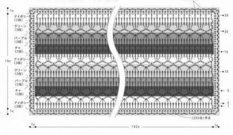 Patrón Crochet Imagen Canesú para blusa muy facil y rapido por Majovel Crochet