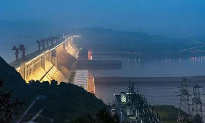Vòng quay của Trái đất sẽ chậm lại khi hồ thủy điện Tam Hiệp đầy nước
