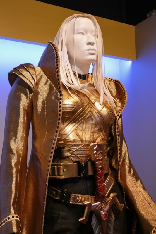 Star Trek Discovery Emperor Georgiou Mirror Universe costume