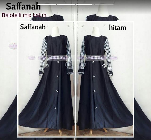Koleksi Busana Muslim Saffanah