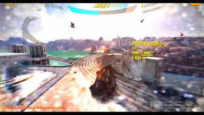 Asphalt 8: Airborne Game Terbagus