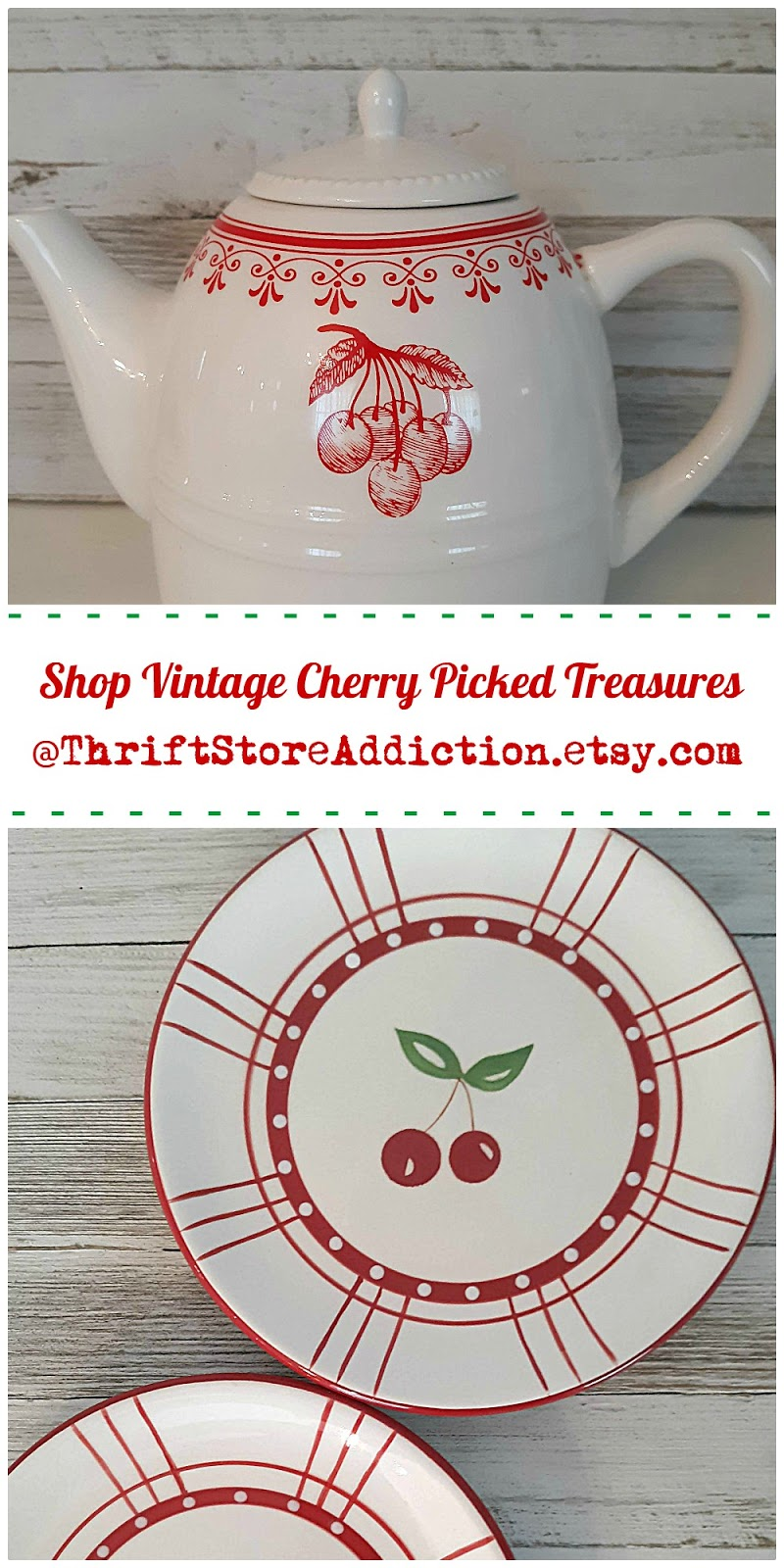 vintage cherry picked collectibles