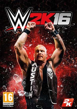 WWE 2K16 Download for PC
