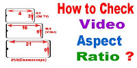 How to Check Video Aspect Ratio?