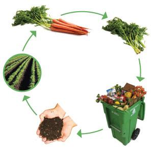 como compostar