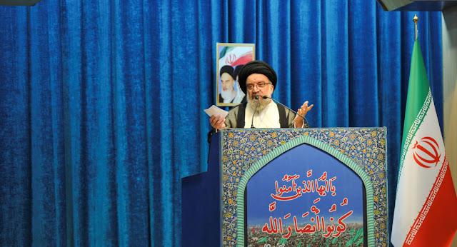 إيران توجه اتهاماً خطيراً إلى السعودية وأمريكا