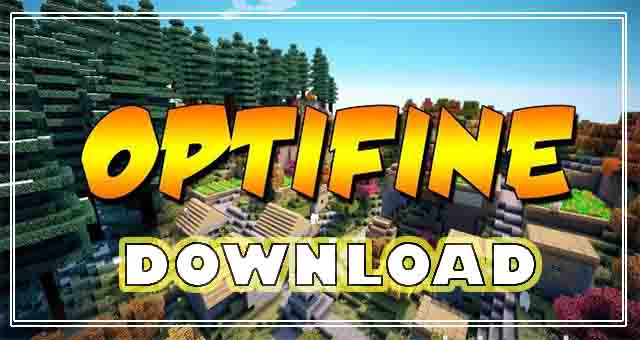 install Optifine for Minecraft