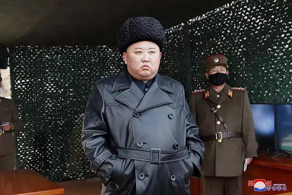 Kim Jong Un guides long-range artillery firepower strike drill on the front, March 2, 2020