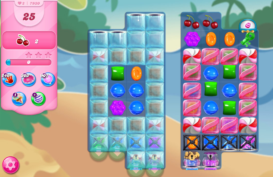 Candy Crush Saga level 7930