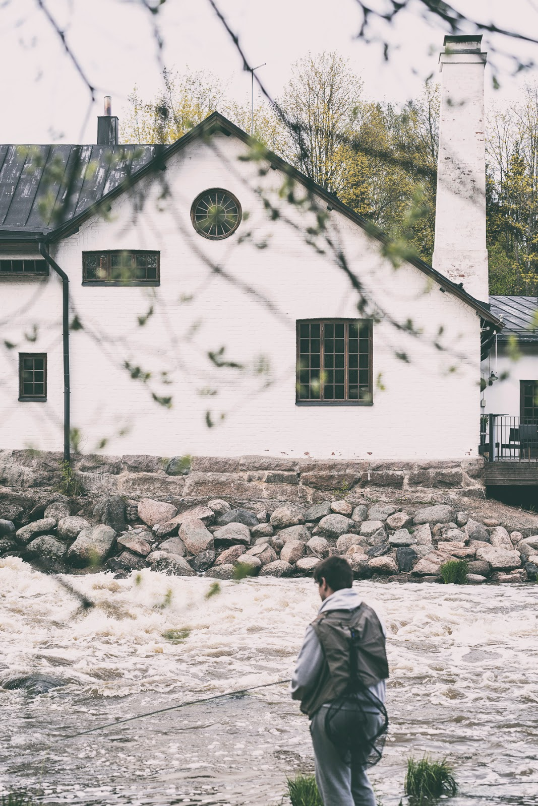 Vantaankoski, Vantaa, kalastus, photography, photographer, valokuvaaja, Frida Steiner, visualaddictfrida, viilatehdas, Kuninkaan Lohet, ravintola