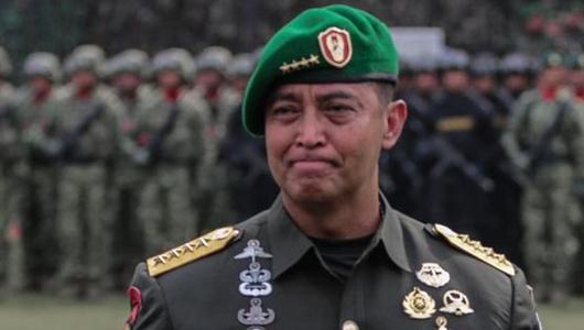 Mayjen TNI (Purn) Soenarko Berulah Lagi, KSAD Jenderal Andika Tegaskan Tak Tunduk pada Purnawirawan