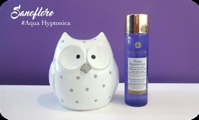 Sanoflore cosmétiques visage Bio aqua hypnotica