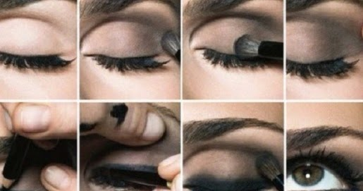 How to do Smoky Eye Makeup | Active Home Remedies