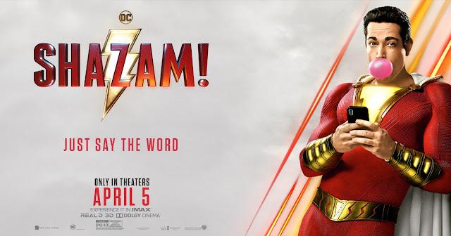Review filem Shazam (2019)