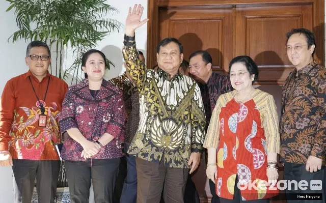 Megawati Mau Pisahkan Prabowo dari Umat Islam, Tendang LBP, Cegah SBY