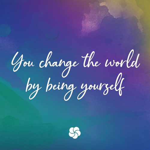 23 Self Love Quotes To Inspire You to Love Yourself More. Self Improvement Quotes via thenaturalside.com | change the worlf | #selfcare #selflove #beyourself