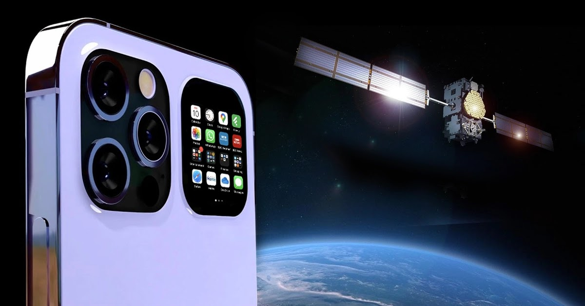 iPhone 13 will support satellite connectivity