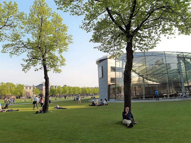 Van Gogh museet - City Lover Reser