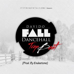 Davido fall dancehall instrumental