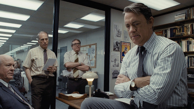 Tom Hanks Steven Spielberg | The Post