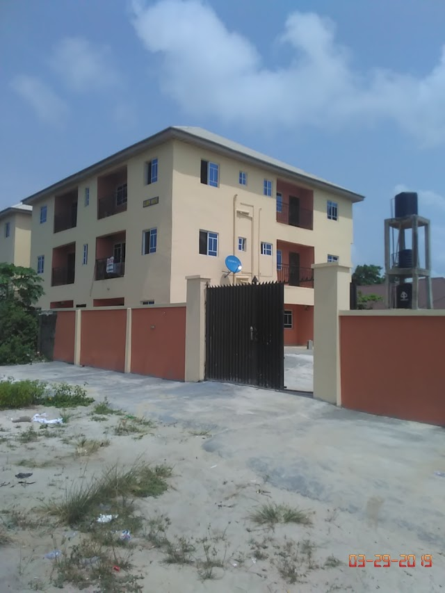 Mini Flat to Let at Oke Ira, Abijo, Lagos