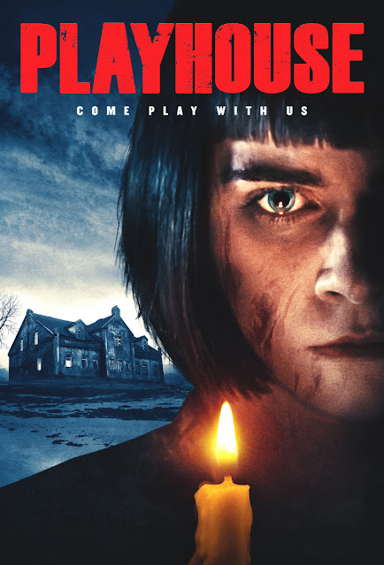 Playhouse horror movie poster
