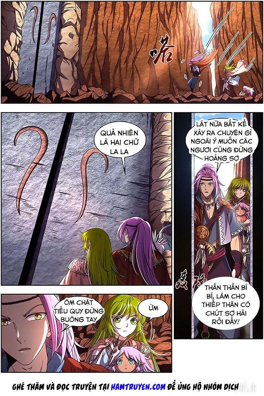 Ngự Linh Thế Giới chap 347 - Trang 5
