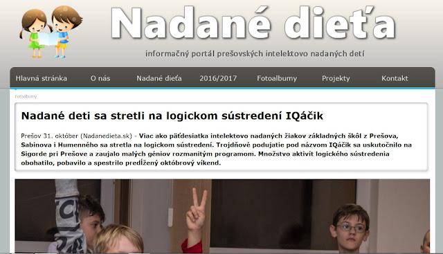 http://www.nadanedieta.sk/logicke-sustredenie-iqa-ik.html