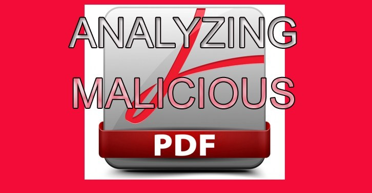 Creating and Analyzing a Malicious PDF File with PDF-Parser Tool