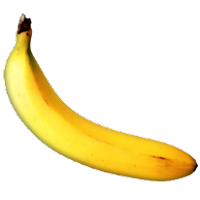 banana fruit icons 3