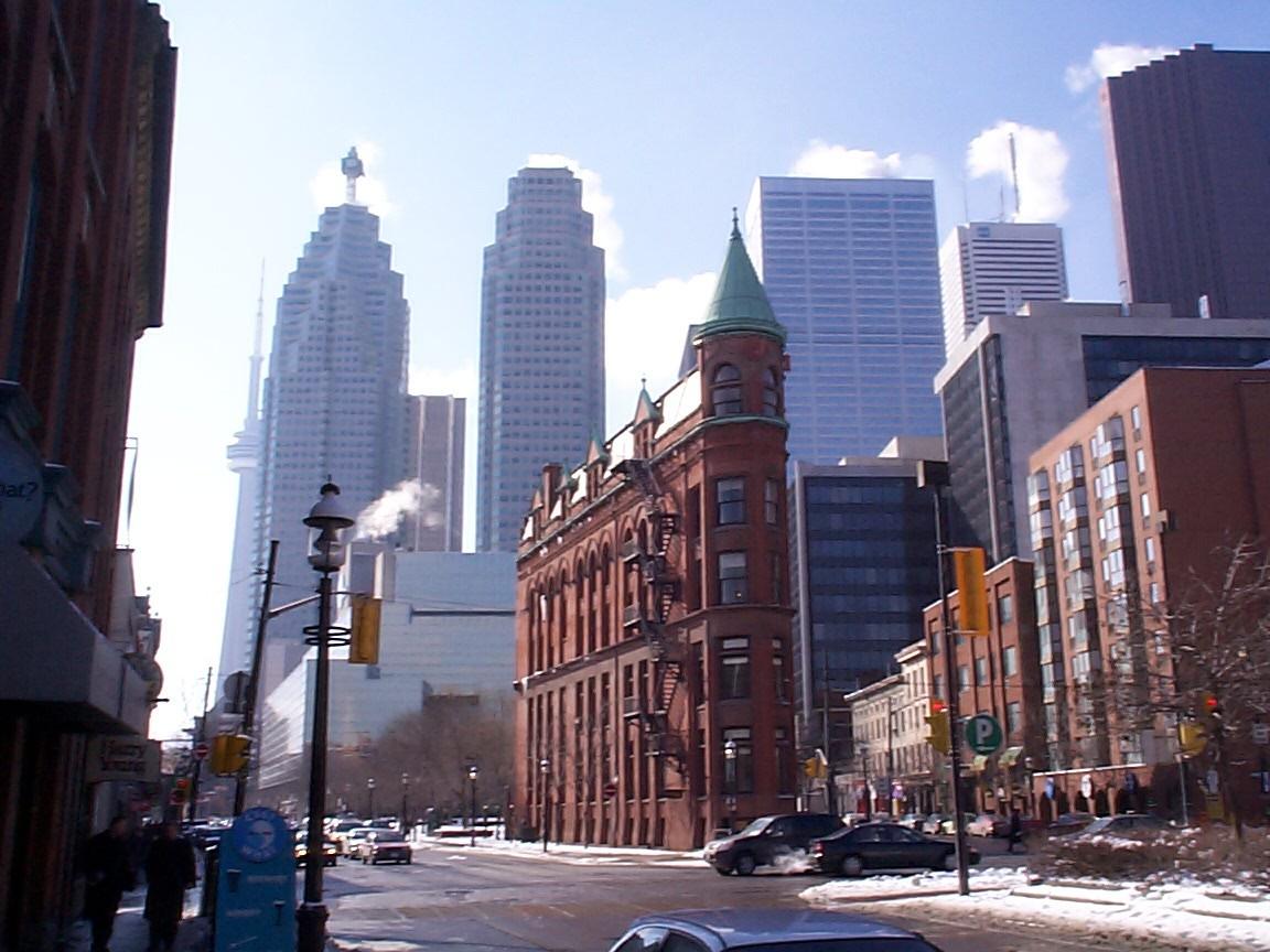 All World Visits: Canada Toronto