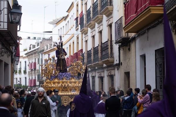 Horario e Itinerario de los traslado de La hermandad del Calvario para la Exposición Magna de Córdoba de Septiembre