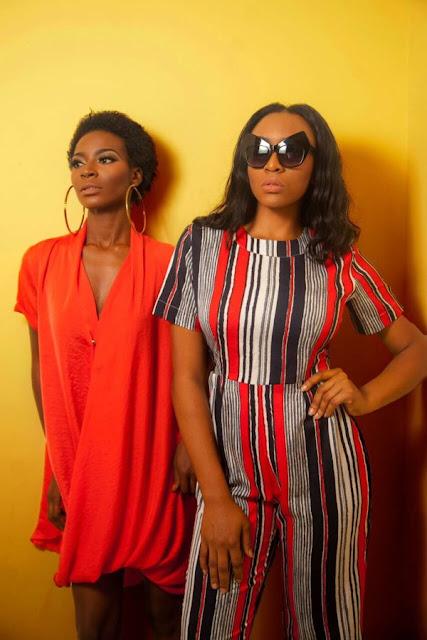 NIGERIAN DESIGN LABEL GREY PRESENTS ITS SUMMER 2016 CAMPAIGN