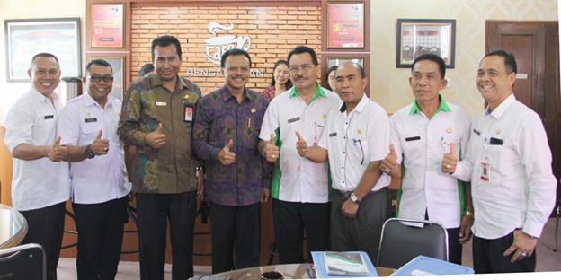 Wujudkan Daerah Bebas Korupsi, Sekda Dewa Indra Minta Kabupaten - Kota Miliki Forward Looking Leaders