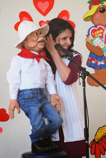 Títeres en Kinder Costa Rica
