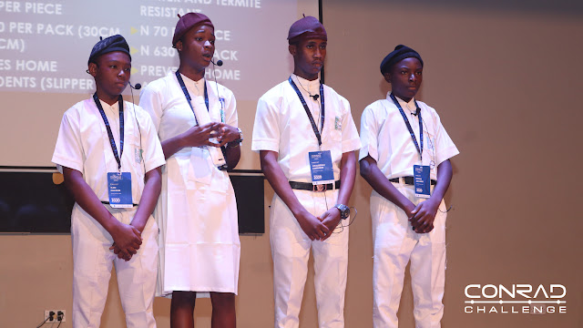 Nigerian Undergraduates Receive presidential Cheers as They Excel At The Global  ICT Competition.