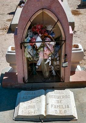 shrine grave