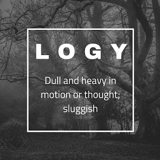 logy meaning - Carrie Gault 2018